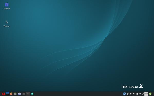 MX Linux Recensione